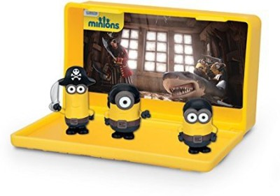 Despicable Me Minions Micro Minion Playset Eyematie Minions