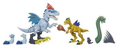 Jurassic Park World Hero Mashers Bad Boy Masher Toy Figure