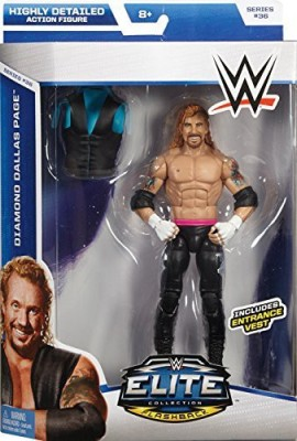 Wrestling Diamond Dallas Page (Ddp) Wwe Elite 36 Mattel