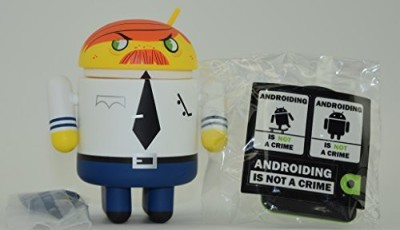 Dyzplastic Gary Ham Sk8 Cop Android Series 5 Mini