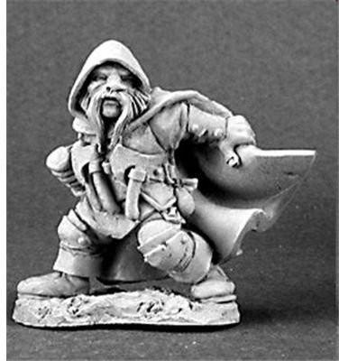 Reaper Klaus Copperthumbdwarf Thief