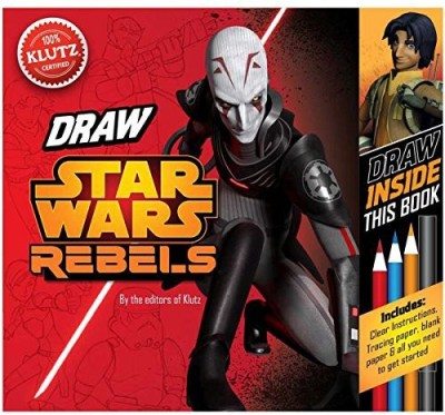 Klutz Star Wars Rebels Book Kit