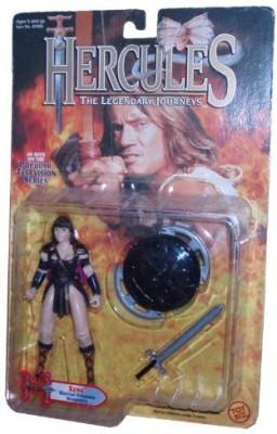 HERCULES The Legendary Journeys 1995 Popular Tv Series 5 Inch Tall