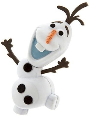 Disney Exclusive Frozen Olaf Car Antenna Topper
