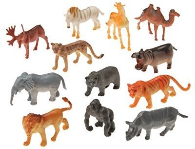 US Toy Mini Wild Animals