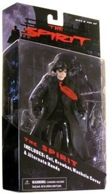 Mezco The Spirit Toyz Series 1 Action Figure The Spirit