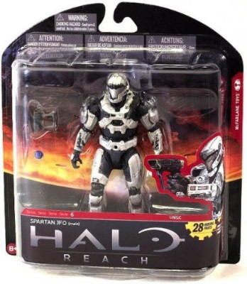 Halo Reach Series 6 Spartan Jfo (Male)