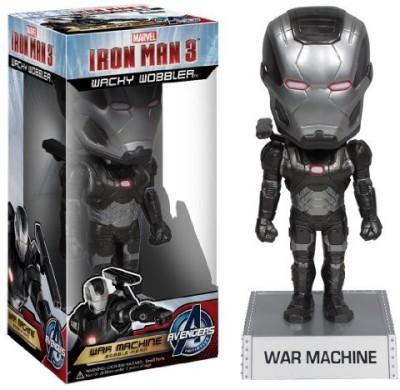 Funko Marvel Iron Man Movie 3 War Machine Wacky Wobbler