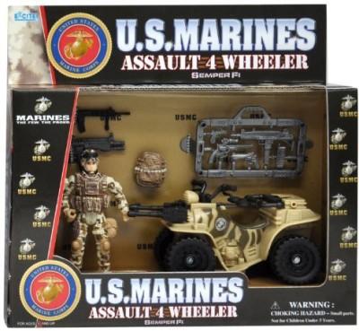 Marines Usmc Assault 4 Wheeler