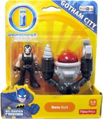 Imaginext Dc Super Friends Exclusive Gotham City Collection Bane Suit