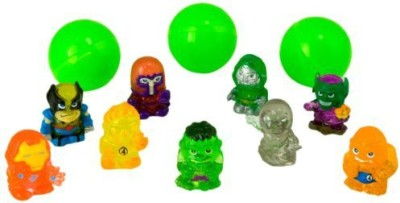 Blip Squinkies Marvel Bubble series 2