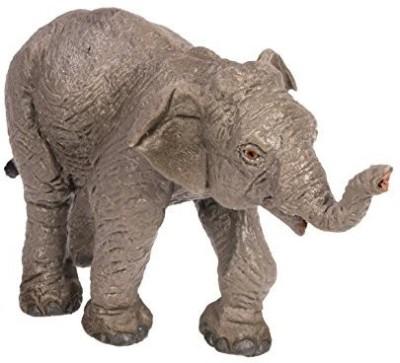 Safari Ltd. wild Asian Elephant Ba