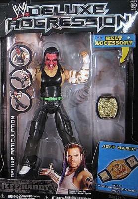 WWE Deluxe21 Jeff Hardy