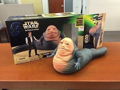 Star Wars Power Of The Force Collectors Trilogy Edition Jabba