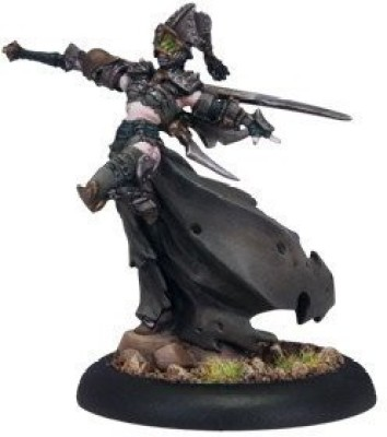 Privateer Press Cryx Warwitch Siren Model Kit