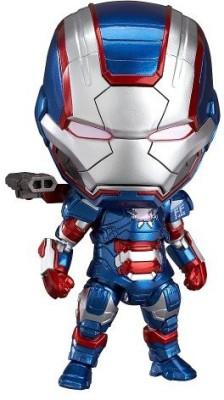 Animewild Iron Man 3 Nendoroid Iron Patriot Hero,S Edition
