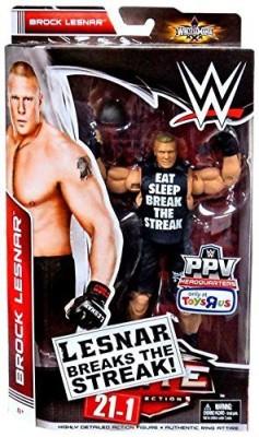 WWE Elite Collection Brock Lesnar Breaks The Streak 211
