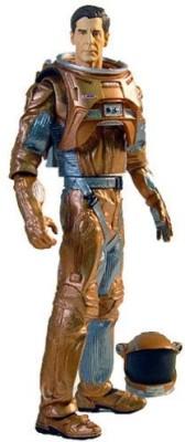 Art Asylum Star Trek: Enterprise Away Team Captain Jonathan Archer Action Figure