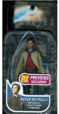 Heroes Series 1 Previews Exclusive Peter Petrelli ,Flight Mode,