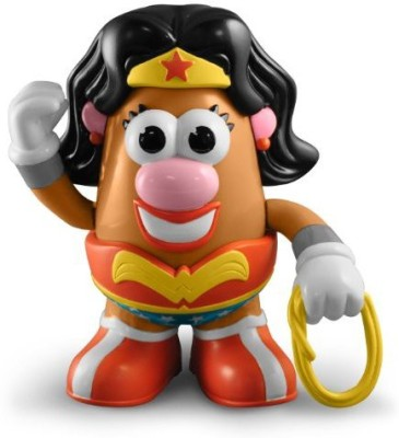PPWToys Dc Comics Wonder Woman Mrs Potato Head