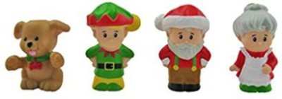 Fisher-Price Little People Christmas Home Replacements Pieces