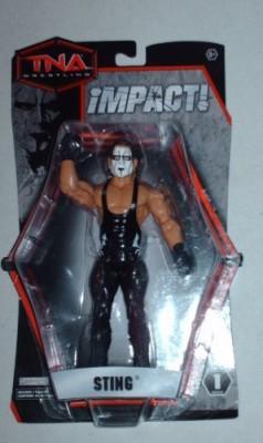 TNA Wrestling Impact Sting