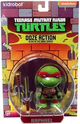 Teenage Mutant Ninja Turtles Raphael Tmnt X Kidrobot ~26