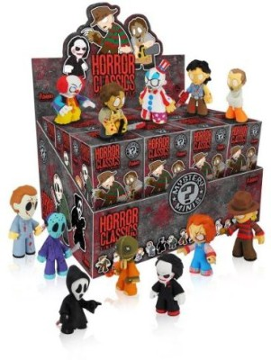 Mysery Minis Funko Horror Classic Mystery Minis Blind Box Vinyl