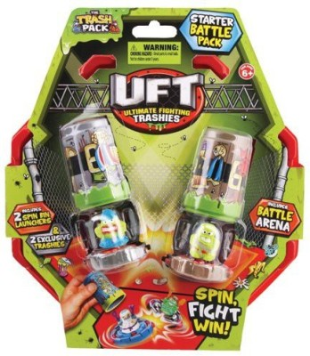 Flair Leisure The Trash Pack Ultimate Fighting Trashies Battle Arena