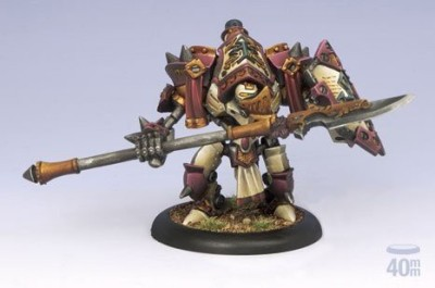Privateer Press Protectorate Of Menoth Blessing Of Vengeance Warjack Model