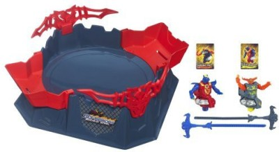 Beyblade Beywarriors Shogun Steel Octagon Showdown Battle Set