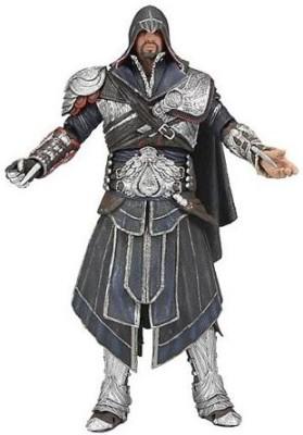 NECA Assassin,s Creed Ezio Onyx 7