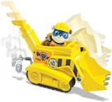 Paw Patrol Super Pup Rubble's Crane, Veh...