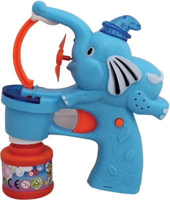Happiesta Elephant Bubble Gun(Multicolor)
