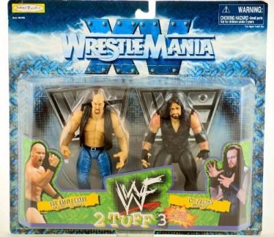 WWF Wwe 1998 Wrestle Mania Xv 2 Tuff 3 Stone Cold Steve