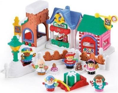 Little People Christmas On Main Street