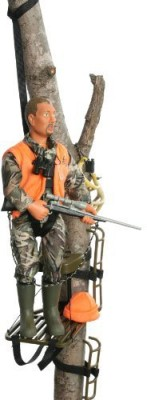 Hunter Dan Rifle Hunter Action Figure (8-Inch)