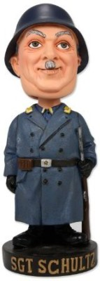 NECA Hogan,S Heroes Sgt Schultz (Headknocker)