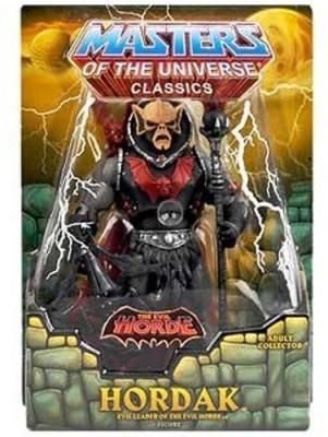 Masters of the Universe Classics Heman Exclusive Hordak