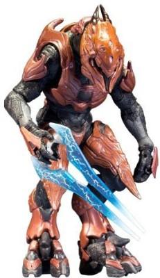 McFarlane Toys Halo 4 Series 1 Elite Zealot With Energy Sword