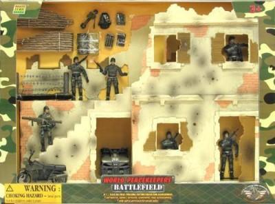 World Peacekeepers battlefield