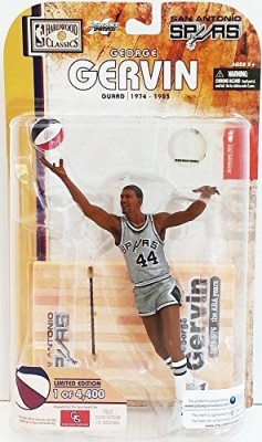 Sports Picks Mcfarlane Nba Legends Series 4 George Gervin