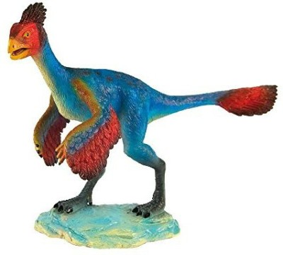 Geoworld Jurassic Hunters Caudipteryx Model