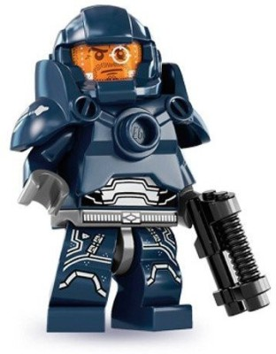 Lego Minis Series 7 Galaxy Patrol