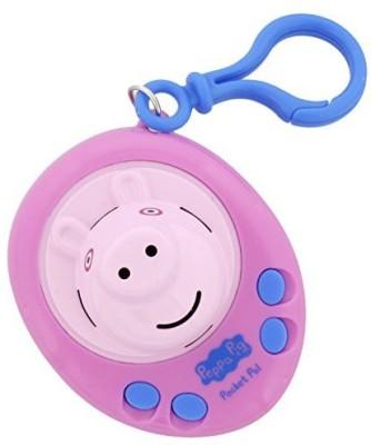 Peppa Pig Pocket Pal Talking Key Ring