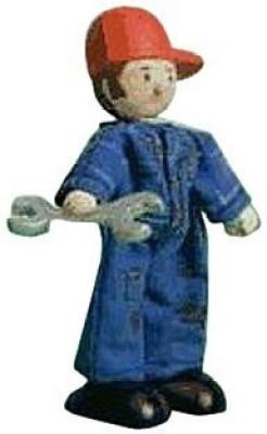 Budkins Mike The Mechanic