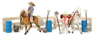 Melissa & Doug Horse Play Rodeo Set