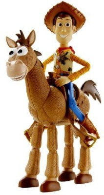 Mattel Toy Story 3 Woody And Bullseye Roundup Pack