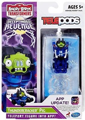 Hasbro Angry Birds Transoirmers Telepods Thundercracker Pig