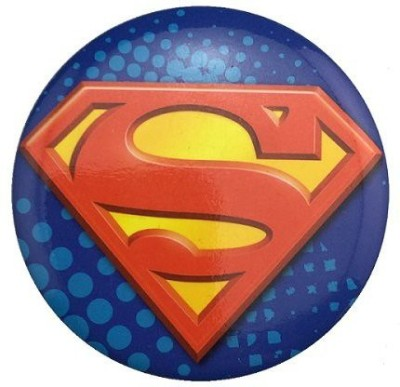 DC COMICS 45156 Superman Button Magnet Bottle Opener Novelty